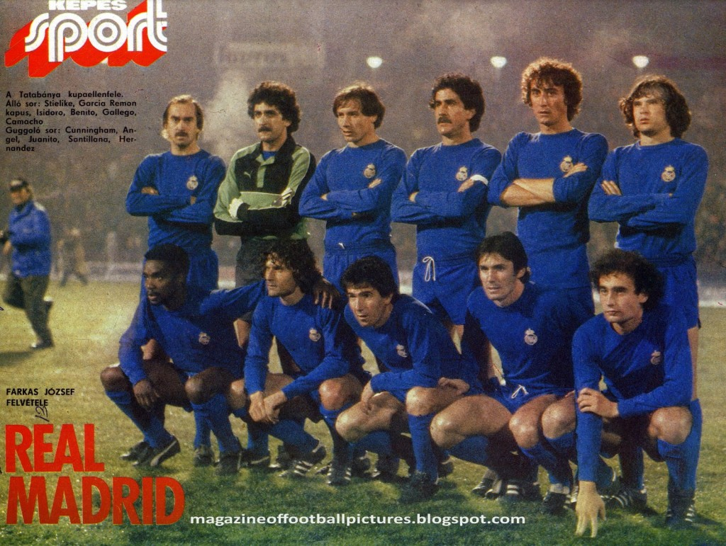 Real M 1980-81