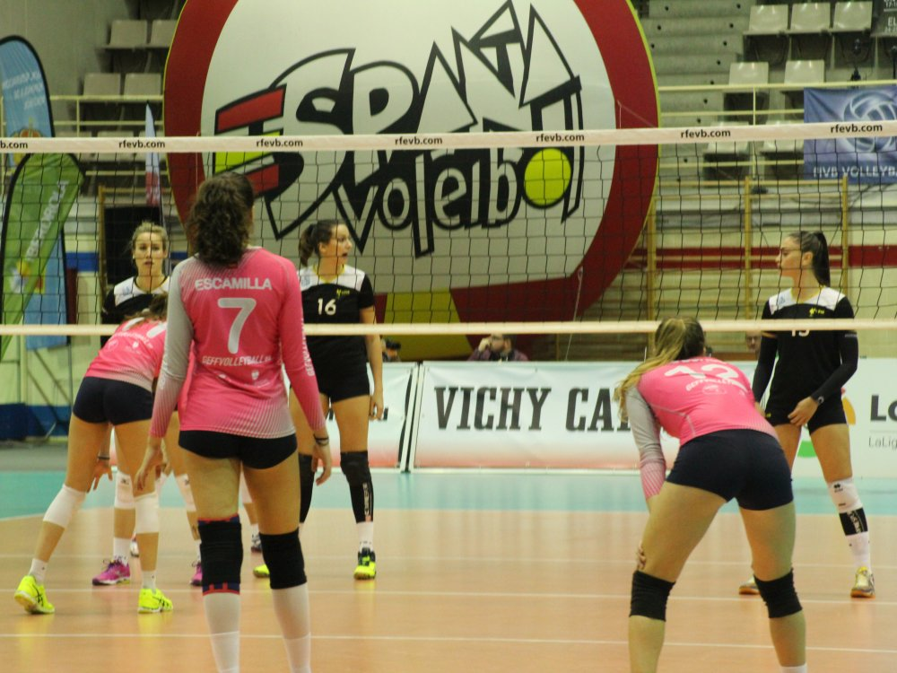 El Feel Volley Alcobendas vence al Voley Playa Madrid