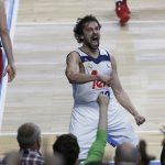 Llull rescata al Real Madrid