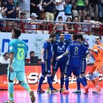 Ricardinho encumbra a Movistar Inter