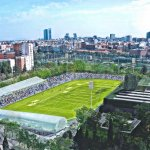 El Estadio de Vallehermoso resucita