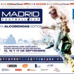 Alcobendas acoge la Madrid Football Cup 2017