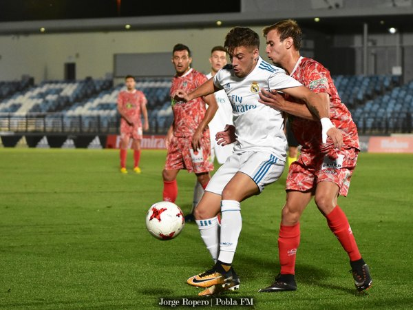 Real Madrid Castilla 0 - 0 CD Guijuelo