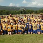 El Madrid Lacrosse arrasa en la Copa de España Orange