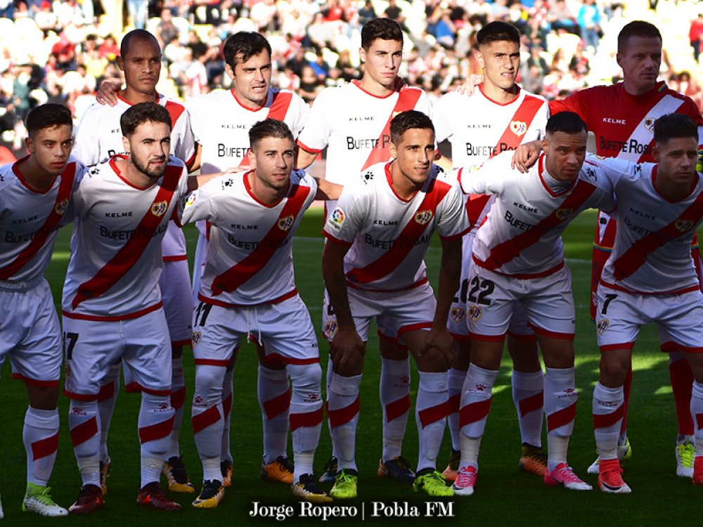 Rayo Vallecano 1-1 Sporting de Gijón