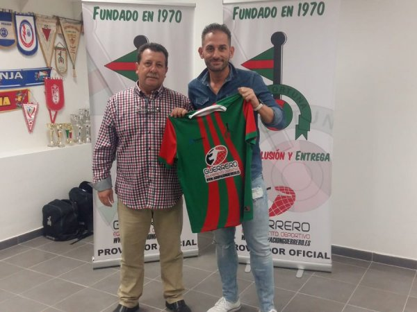 Antonio Narro nuevo entrenador del CD Fortuna