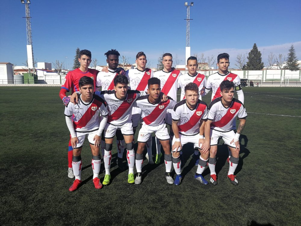 Once del Rayo Vallecano