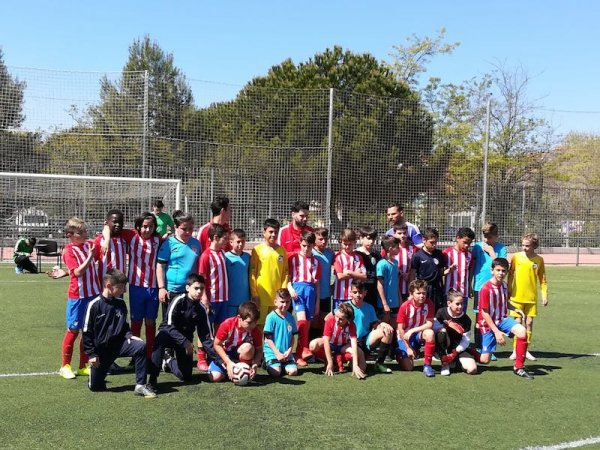 Segunda Jornada de la Madrid Youth Cup de Futbol in Events