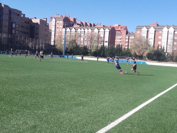 Segunda Jornada de la Madrid Youth Cup de Futbol in Events. Sede de San Blas