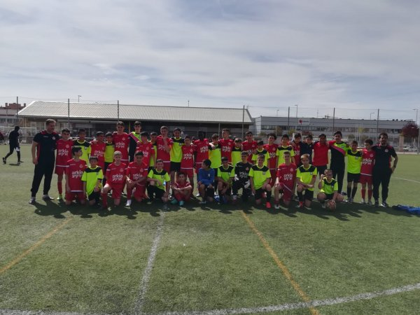 Tercera Jornada de la Madrid Youth Cup de Futbol In Events
