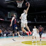 Baskonia asalta el WiZink Center