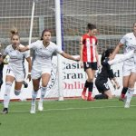 El Madrid CFF golea al Athletic y se aleja del descenso