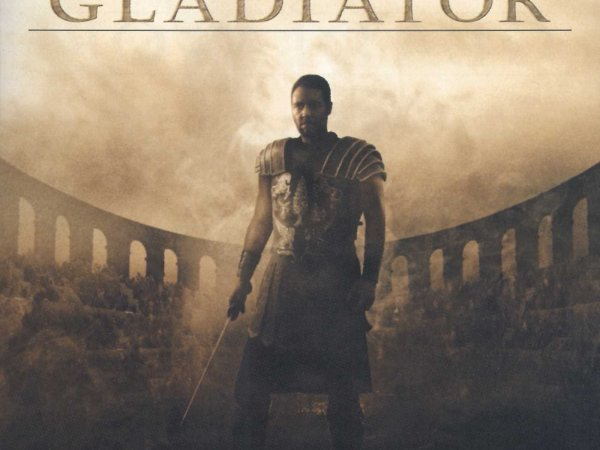 Gladiator cumple 20 años - Now we are free