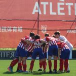 Atlético de Madrid y CD Badajoz firman tablas en un intenso partido