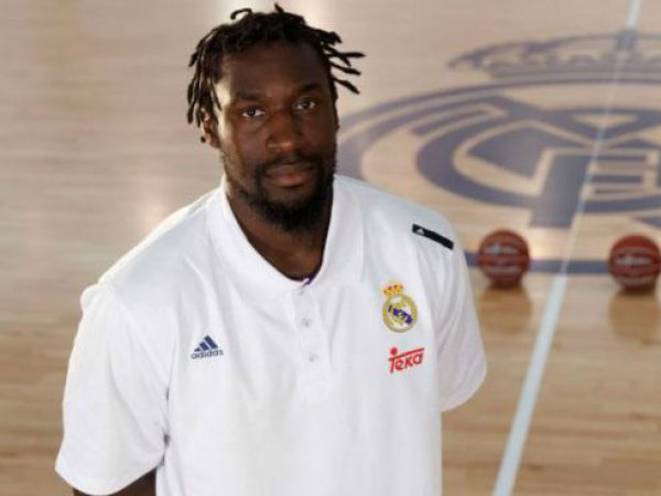 Othello Hunter; Músculo para el Madrid
