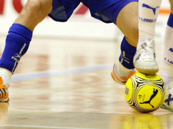 Madrileños en categorias inferiores de futsal