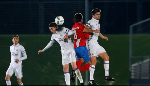 Real Madrid Castilla 1-1 Navalcarnero